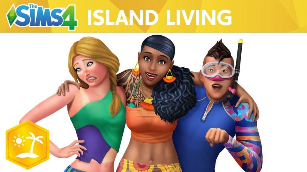 Island Living Expansion Pack