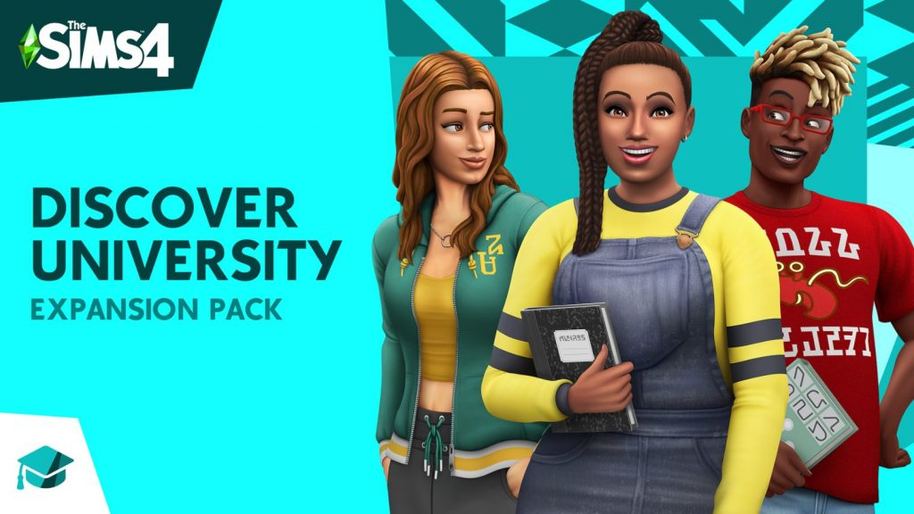 Discover University Expansion Pack