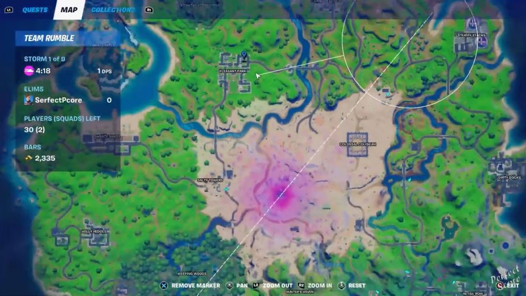 Dog Houses Locations to destroy in Fortnite season 5 Week 2