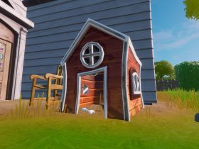 How to Destroy Dog Houses in Fortnite