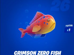 where to find crimson zero fish in fortnite season 5
