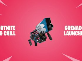 where to find big chill grenade launcher in fortnite