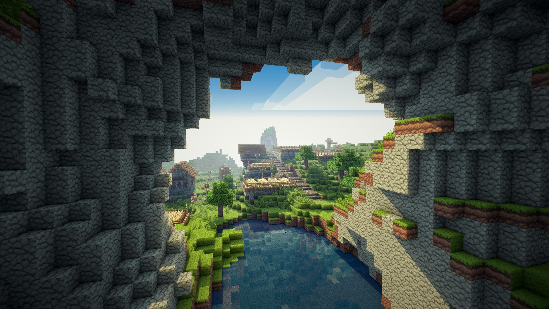 minecraft realistic texture pack
