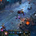 how to show fps and ping in league of legends