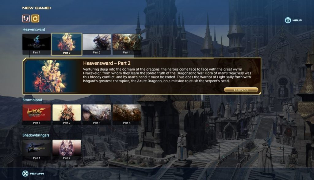 Final Fantasy XIV Shadowbringers A Guide to Unlock New Game+