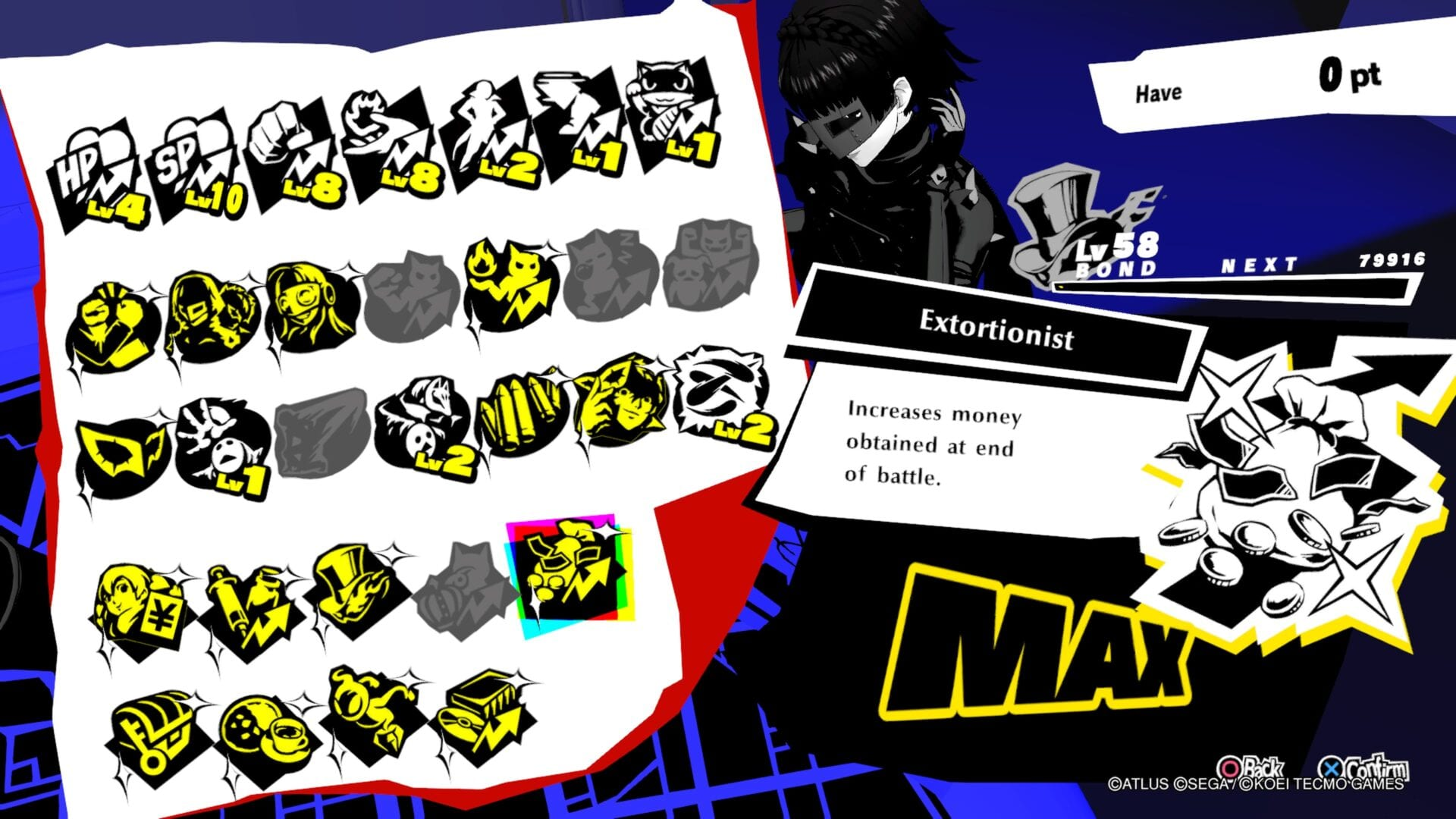 how to make money persona 5 strikers
