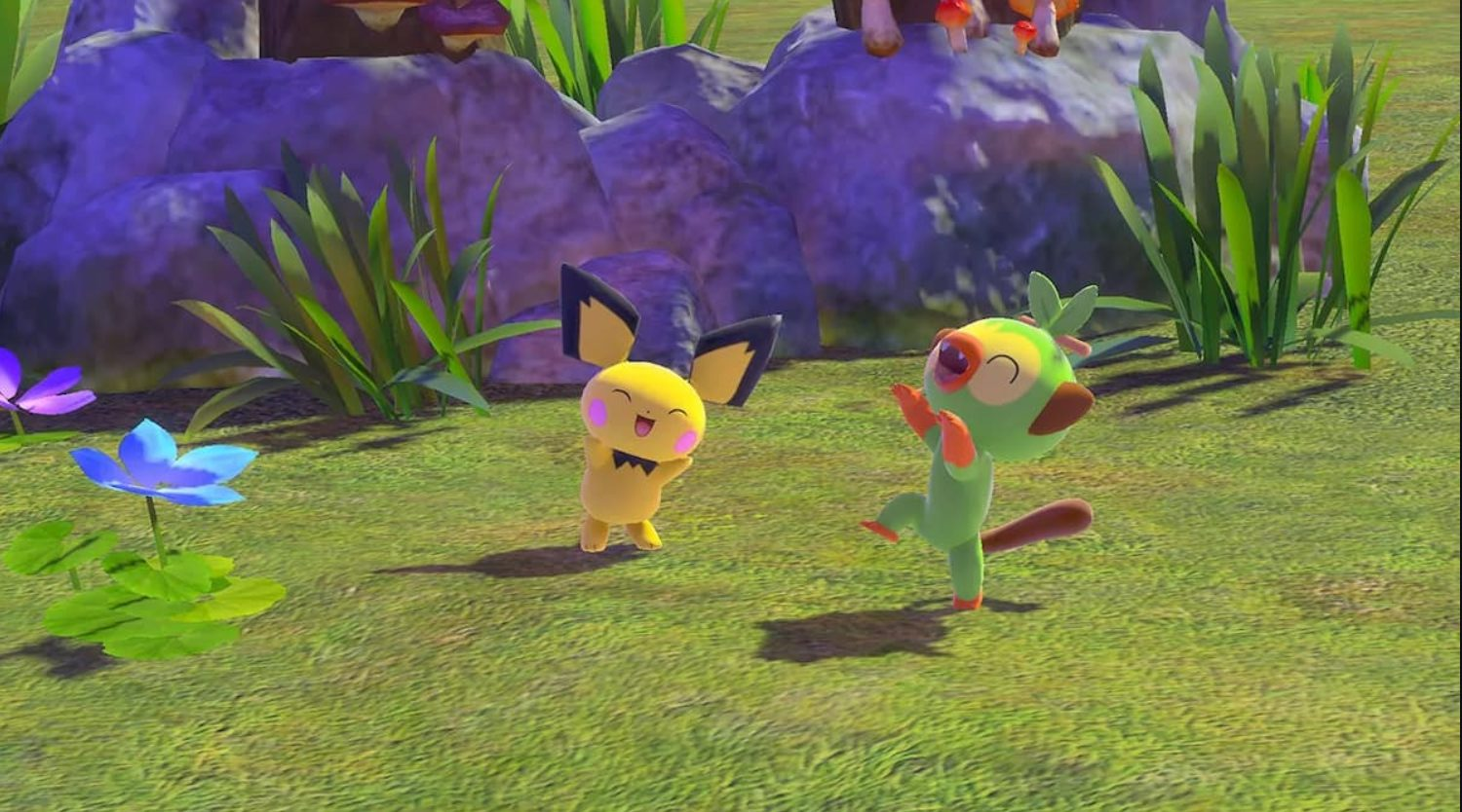 How to Complete Hide-and-Seek in the Flowers in New Pokemon Snap