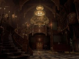 All Main Hall Item Locations In Resident Evil Village